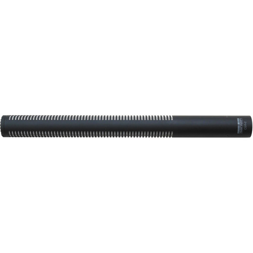 Sanken CSR-2 Rear Rejection Shotgun Microphone (Matte Black)