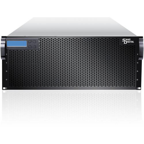 Sans Digital AccuRAID AR424F8 4U 24-Bay 6G SAS/SATA Upgradeable Rackmount