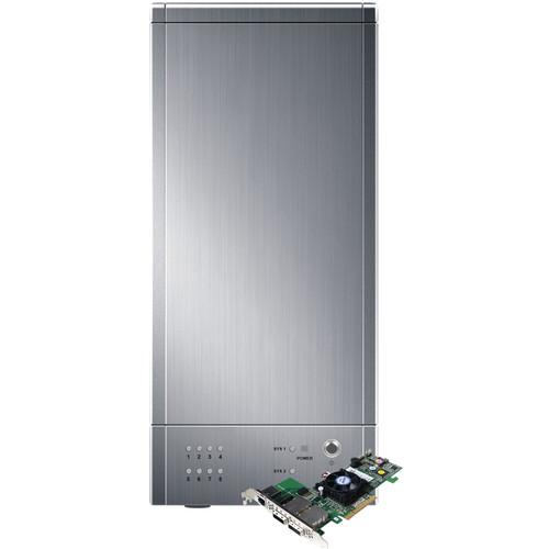 Sans Digital TR8X+HP TowerRAID 8-Bay SAS/SATA RAID 6 Enclosure (Silver)
