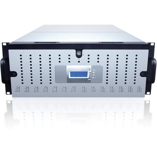 Sans Digital AccuRAID AR442F8R 4U 42-Bay SATA/SAS to 2 x Quad 8 Gb/s FC Rackmount