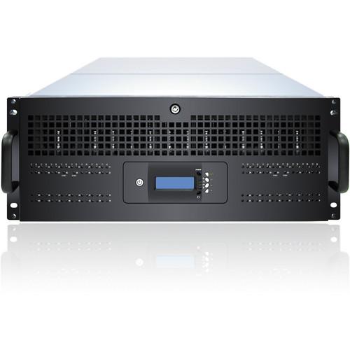 Sans Digital AccuRAID AR464F8 4U 64-Bay SATA/SAS RAID 60 Rackmount