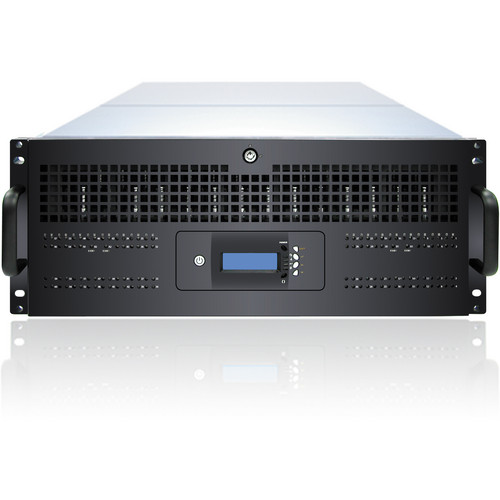 Sans Digital AccuRAID AR464F8R 4U 64-Bay SATA/SAS RAID 60 Dual Controller Storage