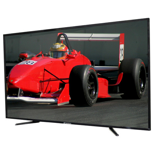 "Sansui 42"" LED-Backlit UHD TV with Stereo Audio Output"