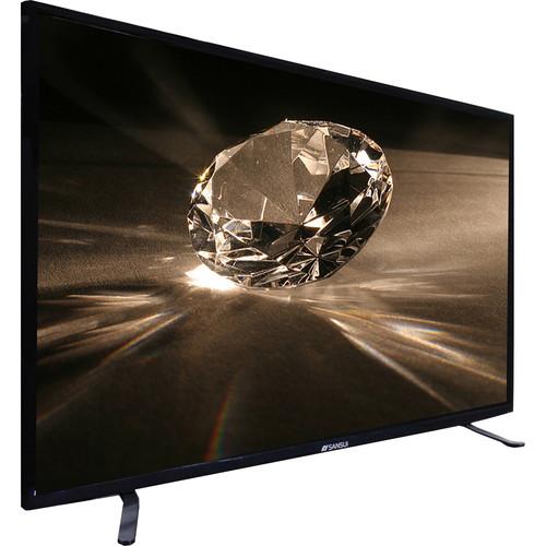 """Sansui Accu D-LED LCD Series 54.6"""" 4K TV"""