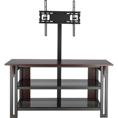 "SANUS Three-In-One TV/AV Stand for 52"" Televisions"