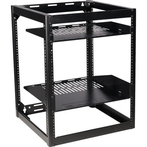 "SANUS Component Series 15U Stackable Skeleton Rack (26"")"