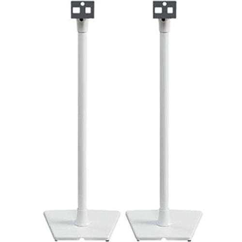 SANUS Speaker Stand for the Sonos PLAY:1 & PLAY:3 (White, Pair)
