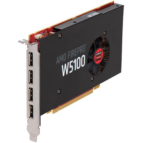 AMD FirePro W5100 Graphics Card