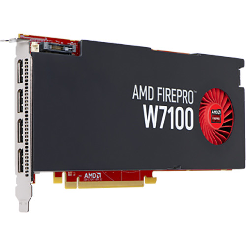 AMD FirePro W7100 Professional Graphics Card