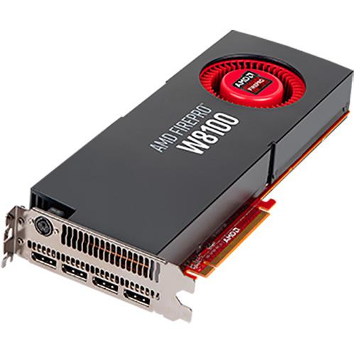 AMD FirePro W8100 Graphics Card