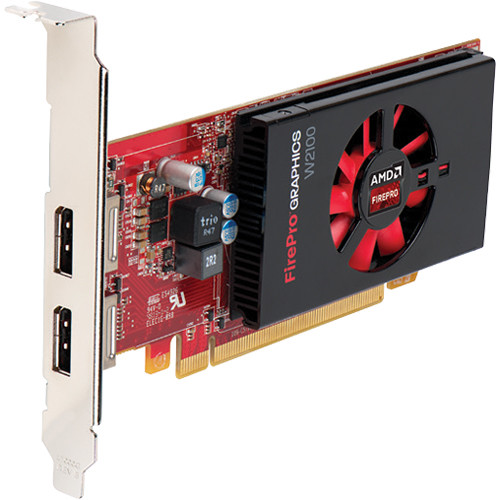 AMD FirePro W2100 Graphics Card