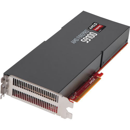 AMD Firepro S9100 PCIe 3.0 x 16 Graphics Card 12GB GDDR5