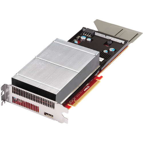 AMD FirePro S9050 Server Graphics Card