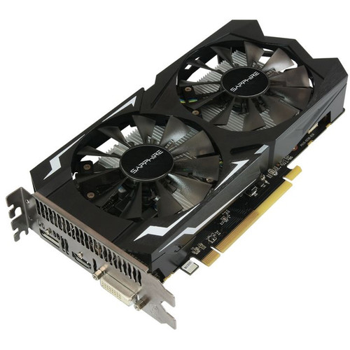 Sapphire Radeon RX 460 2G D5 Graphics Card