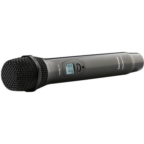 Saramonic HU10 UHF Wireless Handheld Microphone Transmitter (614 to 696 MHz)