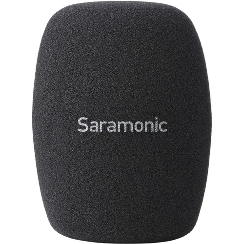 Saramonic SR-HM7-WS2 Fitted Foam Windscreen for SR-HM7 Microphone (Set of 2)