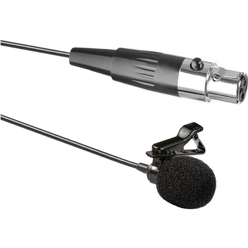 Saramonic SR-LV600 Omnidirectional Lavalier Microphone with 3-Pin Mini XLR