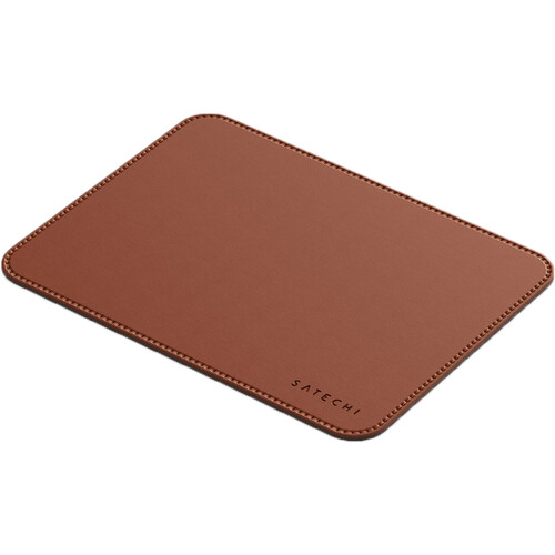Satechi Eco-Leather Mouse Pad (Brown)