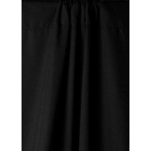 Savage Wrinkle-Resistant Polyester Background (Black, 5x9')