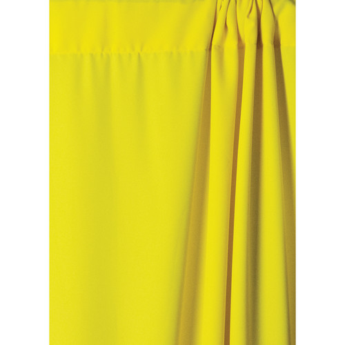 Savage Wrinkle-Resistant Polyester Background (Lemon, 5x9')
