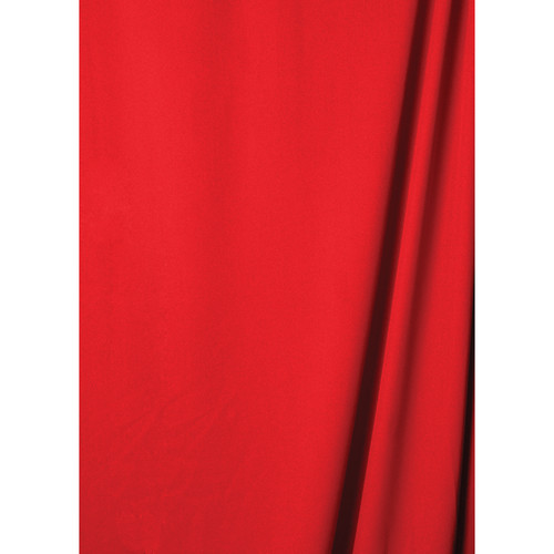 Savage Wrinkle-Resistant Polyester Background (Cardinal Red, 5x9')