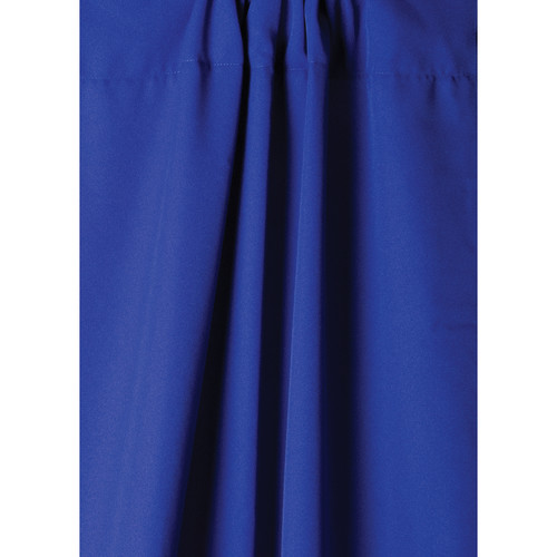 Savage Wrinkle-Resistant Polyester Background (Cobalt Blue, 5x9')