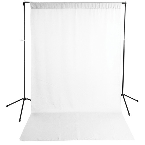 Savage Economy Background Support Stand with White Backdrop