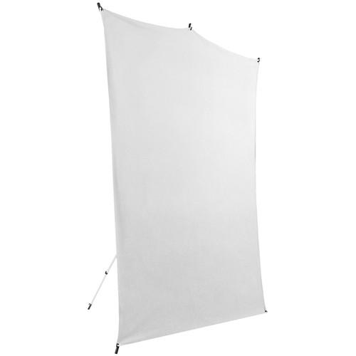 Savage BackdropTravel Kit (White, 5 x 7')
