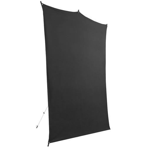 Savage BackdropTravel Kit (Black, 5 x 7')