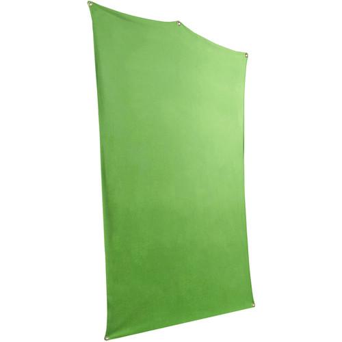 Savage BackdropTravel (Chroma Green, 5 x 7')