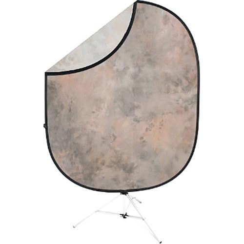 """Savage Collapsible Stand Kit (60 x 72"""", Morning Haze)"""