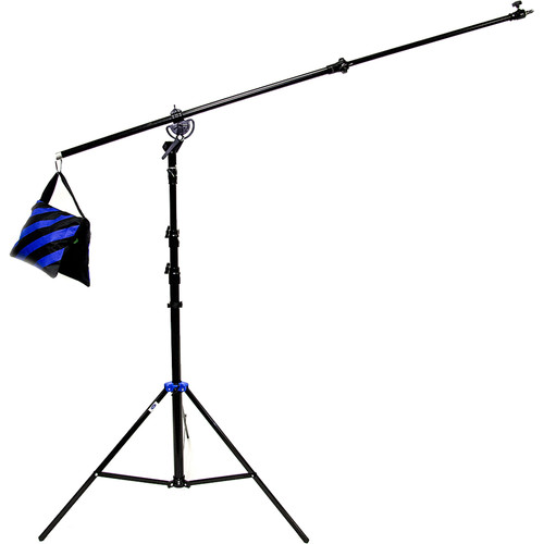 Savage Convertible Drop Stand and Boom Arm