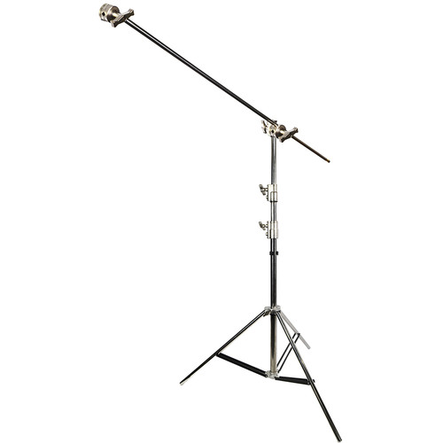 Savage Pro Duty Steel Drop Stand with Steel Boom Kit