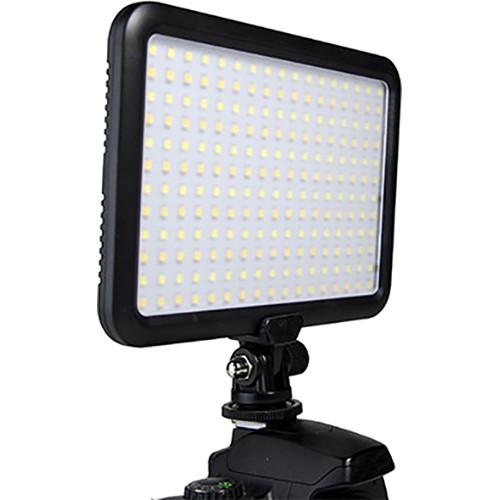 Savage LED204 Luminous Pro On-Camera Bi-Color LED Light