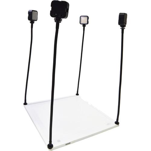 "Savage Product Pro LED Light Table (15 x 15"")"
