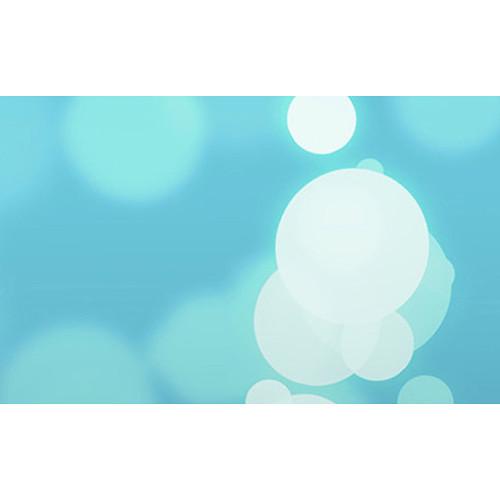 "Savage Printed Background Paper (53"" x 18', Deep Blue Haze)"