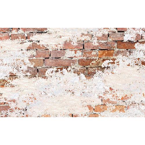 "Savage Printed Background Paper (53"" x 18', Weathered Brick)"