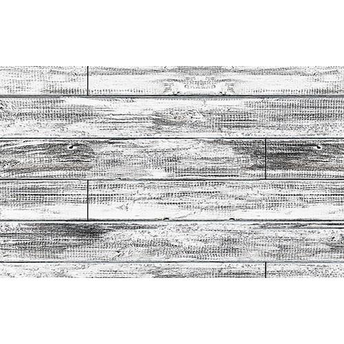 "Savage Printed Background Paper (53"" x 18', Whitewash)"