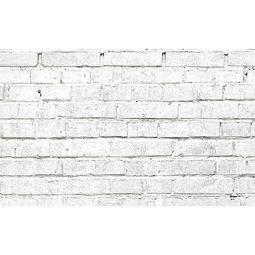 "Savage Printed Background Paper (53"" x 18', White Brick)"
