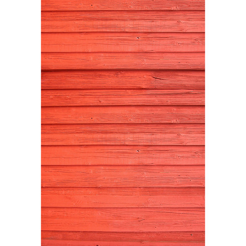Savage Red Barn Wall Printed Vinyl Backdrop (5x7')