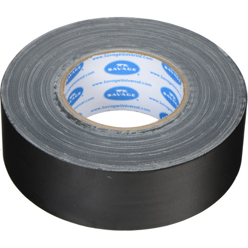 "Savage Gaffer Tape (Black, 2"" x 55 yd)"