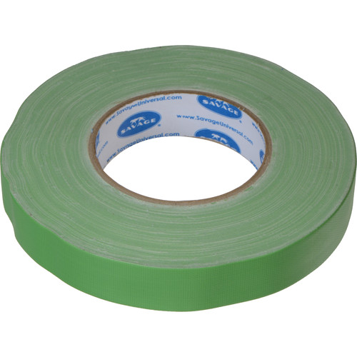 "Savage Gaffer Tape (Chroma Green, 1"" x 55 yd)"