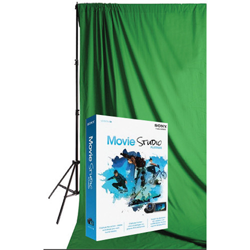 Savage Green Screen Premium Video Background Kit