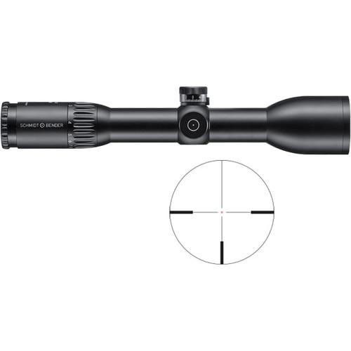 Schmidt & Bender 2.5-10x50 Polar T96 Riflescope (L7 Reticle)