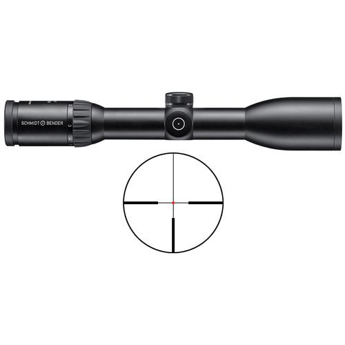 Schmidt & Bender 1.5-6x42 Zenith LM Riflescope (FD4 FlashDot Reticle)