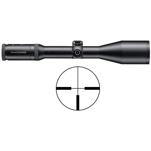 Schmidt & Bender 3-12x50 Klassik LM Riflescope (A4 Duplex Reticle)