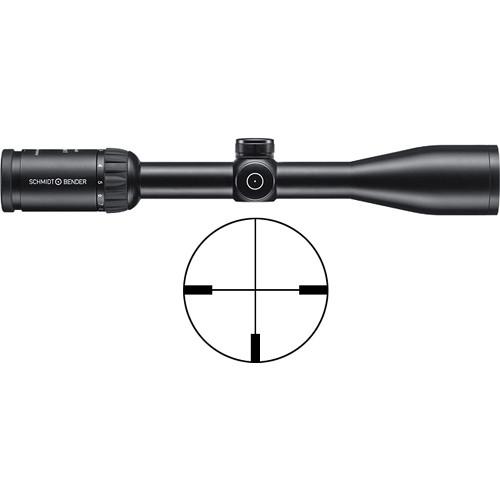 Schmidt & Bender 2.5-10x40 Summit LM Riflescope (A7 Reticle)