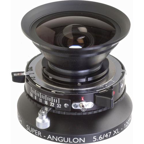 Schneider 47mm f/5.6 Super-Angulon XL Lens