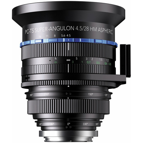 Schneider PC-TS Super-Angulon 28mm f/4.5 HM Aspheric Lens for Canon EF