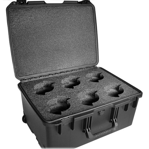 Schneider Pelican Storm iM 2620 Case for 6 Xenon FF Lens